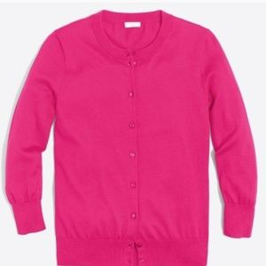 J. Crew new with tags Clare Cardigan spring